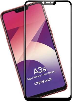 OPPO A3 - Fully Covered - Zero Eye Strain™ Microlouver Screen Protector/ Tempered GlassZES Screen Protectors