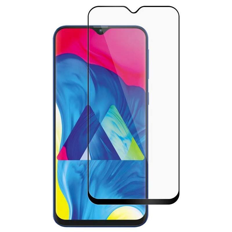 Samsung M10s - Original Zero Eye Strain™ Tempered Glass 5D Fully Covered with ALCS Technology With Privacy.ZES Screen Protectors