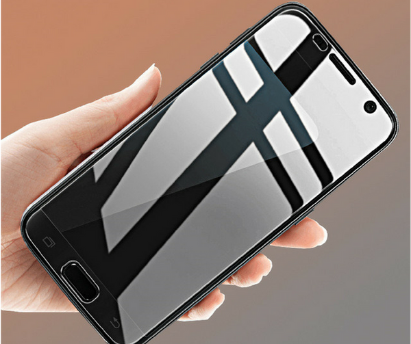One Plus Two - Zero Eye Strain™ Microlouver Tempered GlassZES Screen Protectors