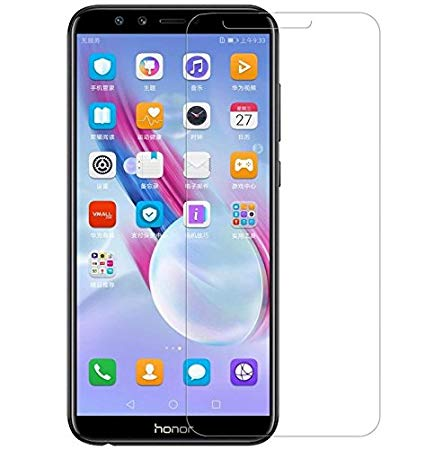 Honor 9 Lite- Fully Covered - Zero Eye Strain™ Screen Protector / Tempered Glass.ALCS ScreenZES Screen Protectors