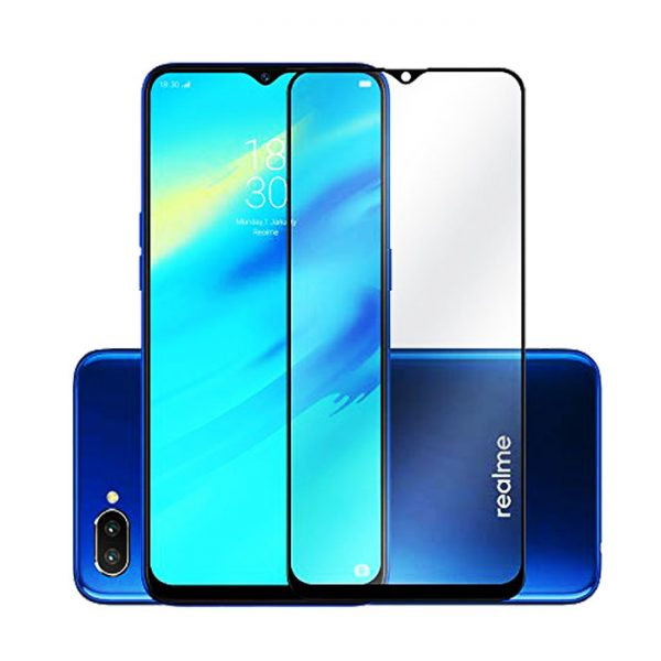 Realme 2 Pro  - Fully Covered - Zero Eye Strain™ ALCS Tempered GlassZES Screen Protectors