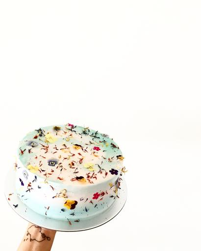 Swirl Blend with Dried Edible Florals