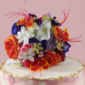Edible Flower Bouquet