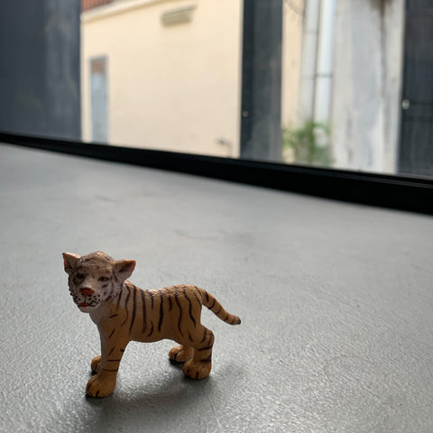 Tiger Cub Figurine