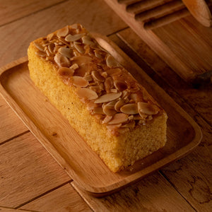 Almond Sugee Cake- small bar