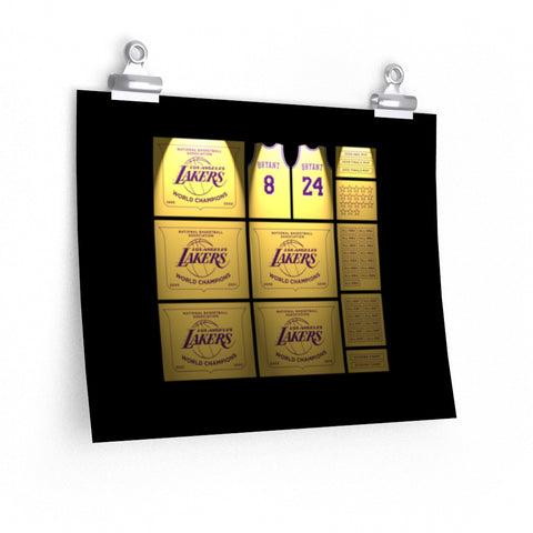 Originals Mamba Banners Art Print
