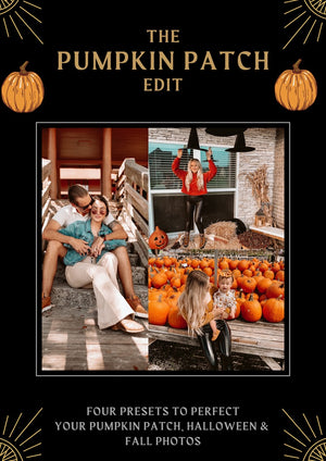 The Pumpkin Patch Edit
