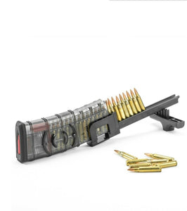 Carregador de Magazines para .223 - 5.56 - .308 - 762x39mm - Speed Loader Rifles - Mundo Armamentista