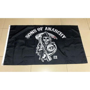 Bandeira Sons of Anarchy