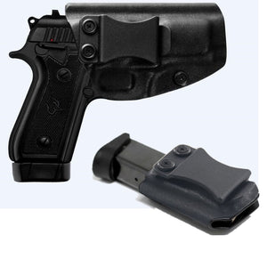 Coldre Kydex IWB Taurus PT58 Hc Plus | P/ Destros
