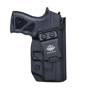 Coldre POLE.CRAFT IWB Kydex Taurus TH9c | P/ Destros