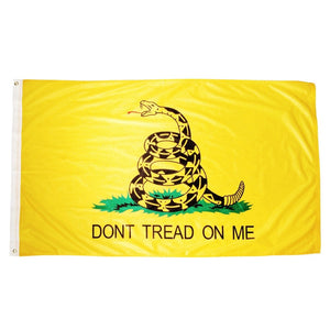 Bandeira Don't Tread On Me -