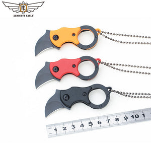 Mini Canivete Karambit - Necklace Outdoor