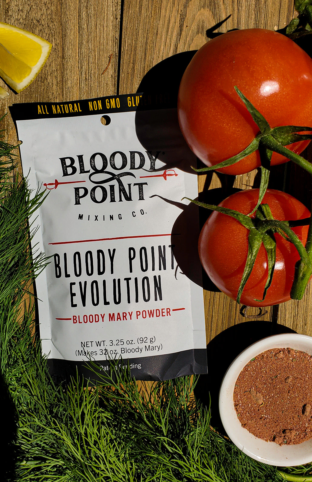 Bloody Point Evolution