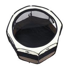 Load image into Gallery viewer, Portable Folding Pet Carrier Covered Tent - YourSmartPets