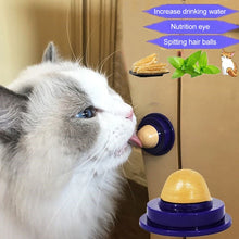 Load image into Gallery viewer, Catnip Sugar Candy Licking Ball Toy for Cats & Kittens - YourSmartPets
