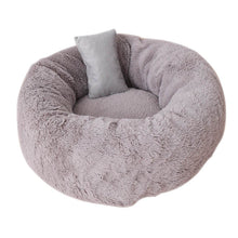 Load image into Gallery viewer, Donut Pet Calming Cuddler Bed - YourSmartPets