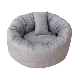 Donut Pet Calming Cuddler Bed - YourSmartPets