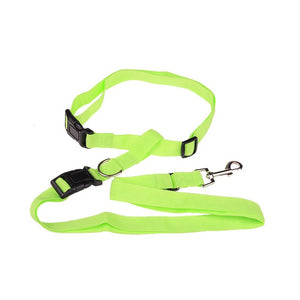 Traction Pulling Leash for Running/Jogging with Pets - YourSmartPets