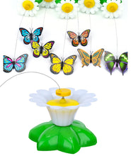 Load image into Gallery viewer, Electric Rotating Colorful Butterfly for Pets Training - YourSmartPets