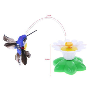 Electric Rotating Colorful Butterfly for Pets Training - YourSmartPets