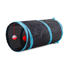 Load image into Gallery viewer, Pets Tunnel Collapsible Play Tubes for Fun - YourSmartPets