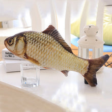 Load image into Gallery viewer, Pet Artificial Fish for Cats and Kitten Toy - YourSmartPets