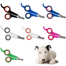 Load image into Gallery viewer, Pets Nail Clippers Scissors Trimmer - YourSmartPets