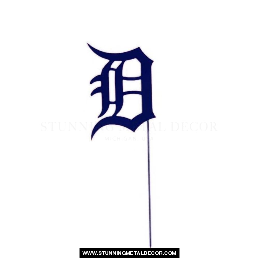 Detroit Tigers Magnet 4X3 / Blue Sports