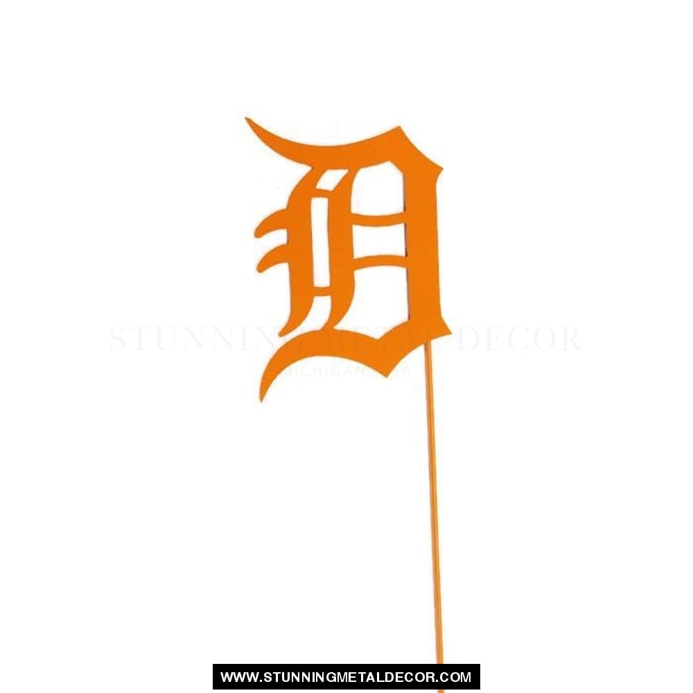 Detroit Tigers Magnet 4X3 / Orange Sports