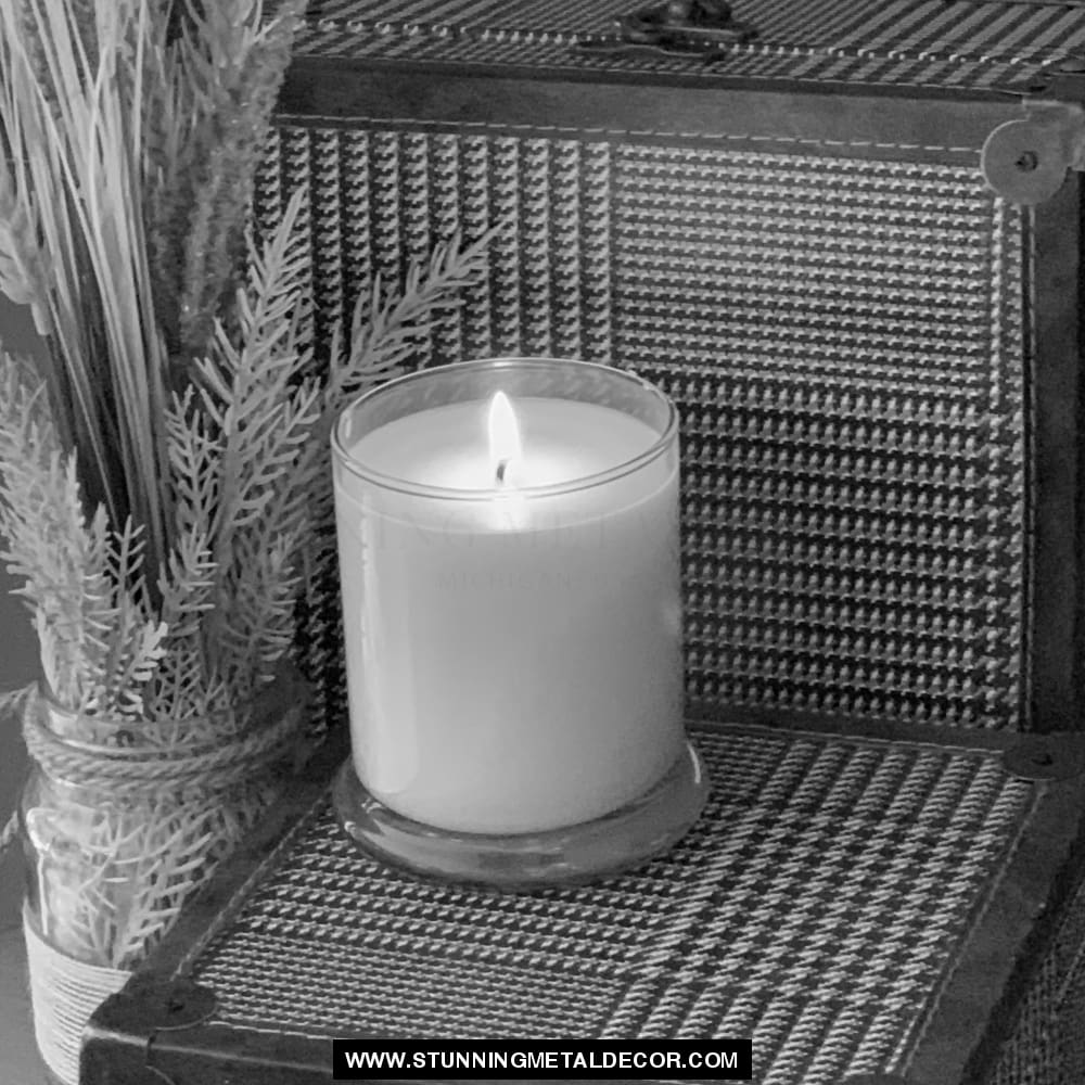 Tranquility Aromatherapy Candle Home Decor 12Oz