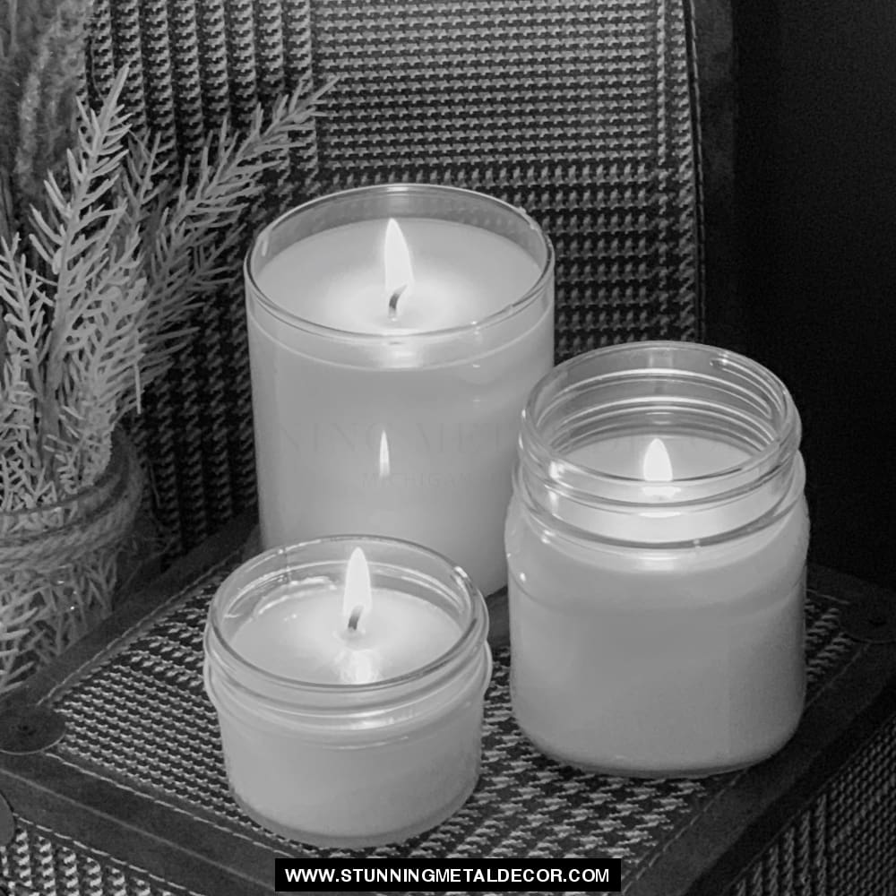 Uplifting Aromatherapy Candle Home Decor