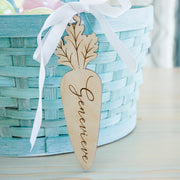 Easter Baskets Name Tags - Pick Style