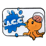 LACC Octopus Pin