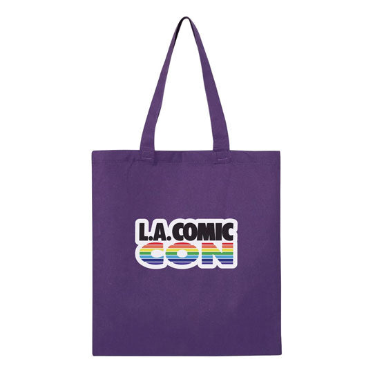 L.A. Comic Con Pride Tote Bag