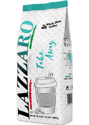 Lazzaro Take Away 2.2 lb / 1 kg - Lazzaro USA