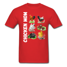 Load image into Gallery viewer, Chicken Mom - red