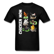 Load image into Gallery viewer, Chicken Mom - black