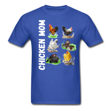 Load image into Gallery viewer, Chicken Mom - royal blue