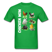 Load image into Gallery viewer, Chicken Mom - bright green