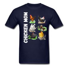 Load image into Gallery viewer, Chicken Mom - navy