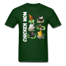 Load image into Gallery viewer, Chicken Mom - forest green