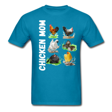 Load image into Gallery viewer, Chicken Mom - turquoise