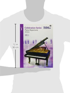 C5R03 - Royal Conservatory Celebration Series - Piano Repertoire Level 3 Book 2015 Edition