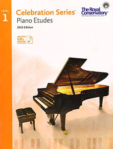 C5S01 - Royal Conservatory Celebration Series - Piano Etudes Level 1 Book 2015 Edition