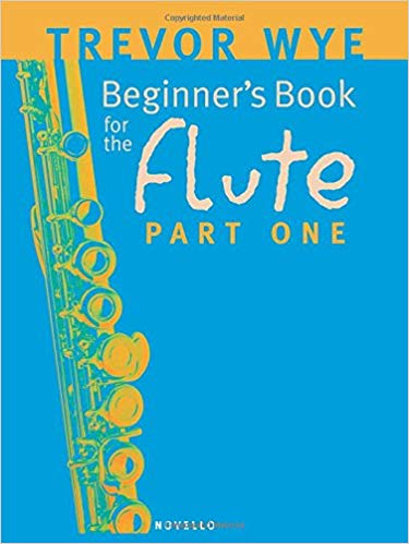 Beginner's Book for the Flute - Part One Paperback – 2003