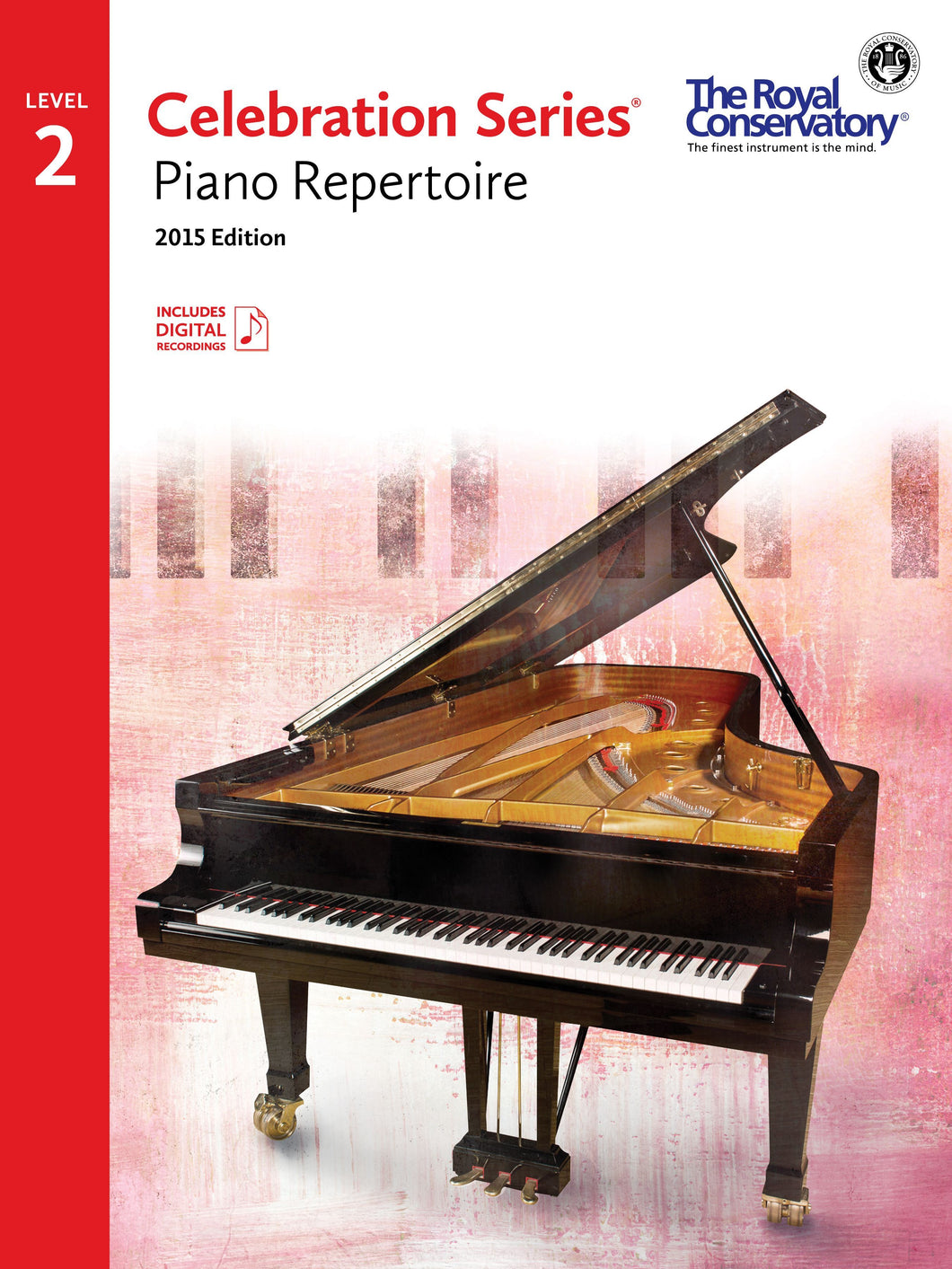 Celebration Series, 2015 Edition Level 2 Piano Repertoire