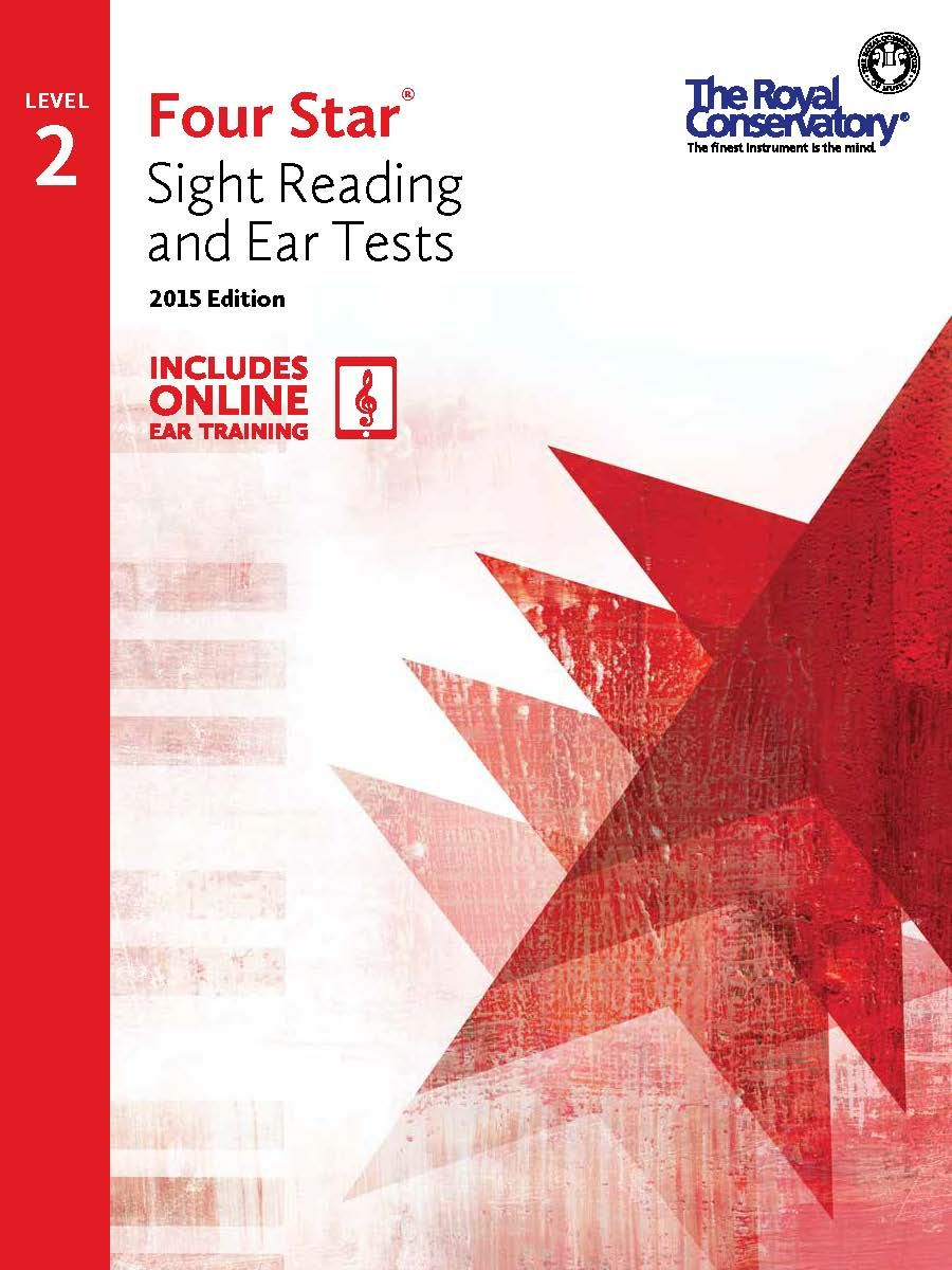 Four Star® Sight Reading and Ear Tests Level 2