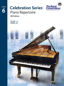 Celebration Series, 2015 Edition Level 6 Piano Repertoire