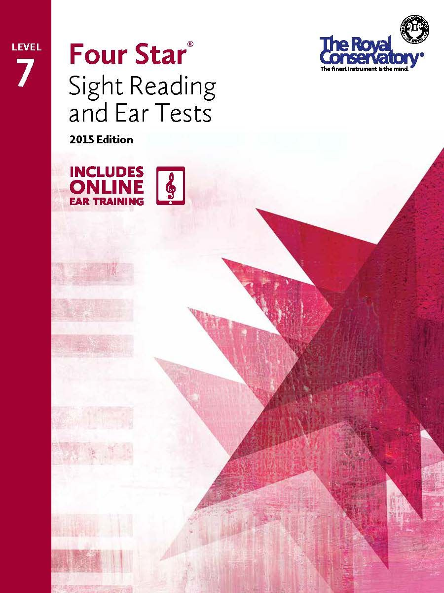 Four Star® Sight Reading and Ear Tests Level 7